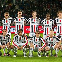 20101027 - Elftalfoto Willem II - FC Twente