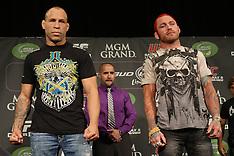 June 30, 2011: UFC 132 Final Press Conference