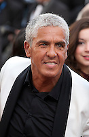 Samy Naceri at the gala screening for the film The Last Face at the 69th Cannes Film Festival, Friday 20th May 2016, Cannes, France. Photography: Doreen Kennedy