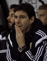 Middlesbrough Manager, Aitor Karanka - Photo mandatory by-line: Robbie Stephenson/JMP - Mobile: 07966 386802 - 17/03/2015 - SPORT - Football - Derby - iPro Stadium - Derby County v Middlesbrough - Sky Bet Championship