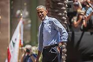 President Obama LA Visit 7/23, 24/2014