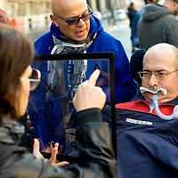 Malati di Sla contro il Governo Renzi