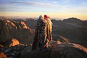 Mount Sinai - Mosesfjellet - Egypt