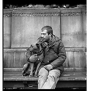 LONDON HOMELESS AND THEIR DOGS