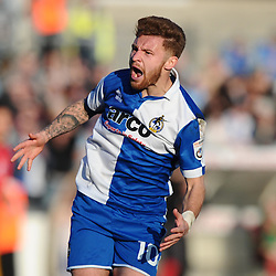 Bristol Rovers v Eastleigh