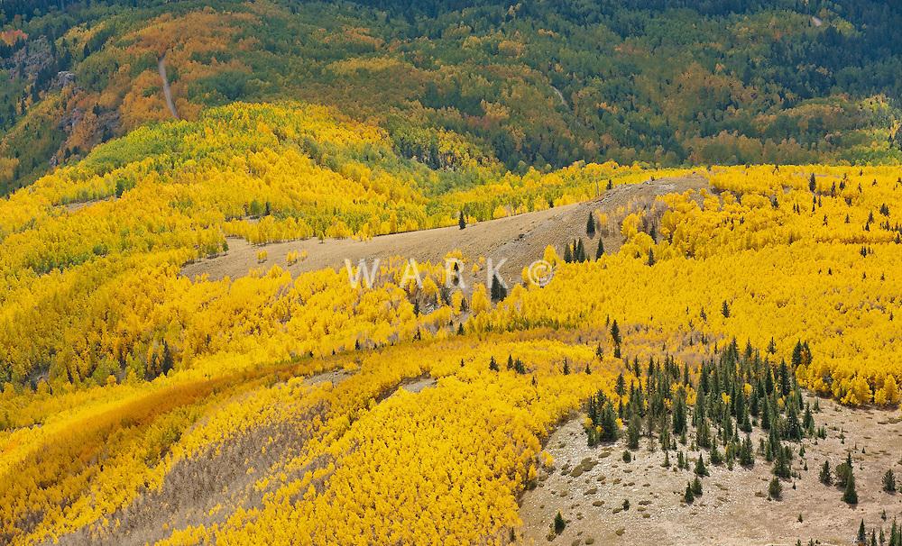 southern Colorado near La Veta Pass...