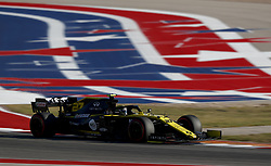 November 2, 2019, Austin, United States of America: Motorsports: FIA Formula One World Championship 2019, Grand Prix of United States, .#27 Nico Hulkenberg (GER, Renault F1 Team) (Credit Image: © Hoch Zwei via ZUMA Wire)