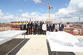 20090402 Commissione FIBA in visita al Pala Calatrava