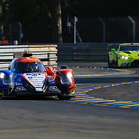 #39, Graff SO24, Oreca 07 Gibson, LMP2, driven by: Vincent Capillaire, Jonathan Hirschi, Tristan Gommendy, 24 Heures Du Mans  2018, , 16/06/2018,