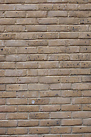 Full frame shot of brown brick wall