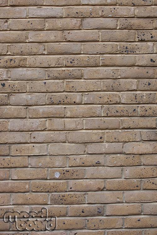 Full frame shot of brown brick wall