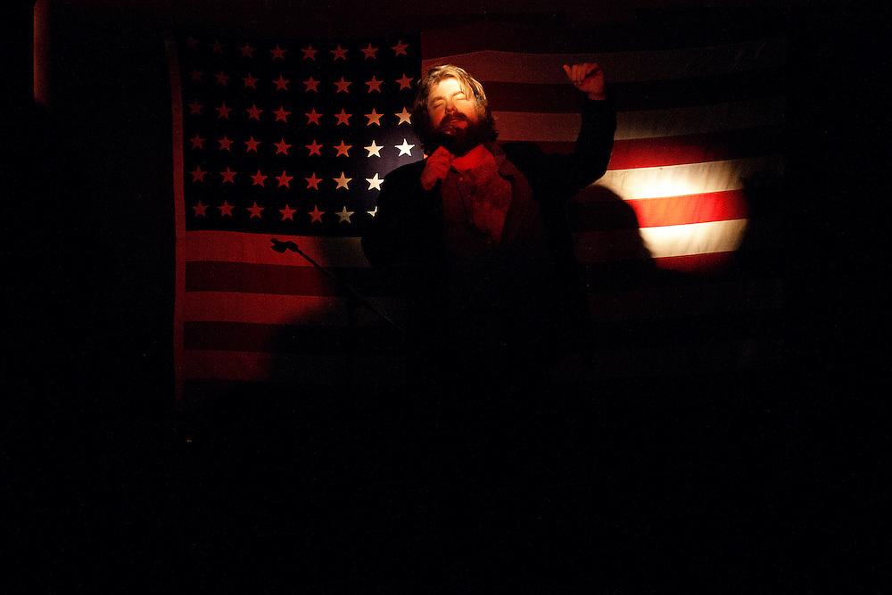 Dan St. Germain - DTF - Erin's Birthday Show - January 21, 2013 - Grand Victory - Brooklyn, NY