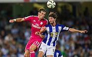 Real Sociedad vs Real Madrid CF