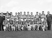 Tipperary Minor football team at the All Ireland Minor Gaelic Football Final Dublin v Tipperary in Croke Park on 25th September 1955. Dublin 4-04.Tipperary 2-07.