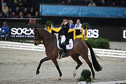 Bredow-Werndl, Jessica (GER), Zaire<br /> Stuttgart - German Masters 2015<br /> Grand Prix Special<br /> www.sportfotos-lafrentz.de