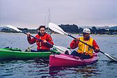 J & B Kayaking July 1991