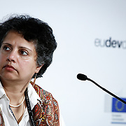 20160615 - Brussels , Belgium - 2016 June 15th - European Development Days - Resource use and management - Successfully implementing the Sustainable Development Goals - Anuradha Ramaswami , IRP Panel Member and Professor at the University of Minnesota  © European Union