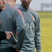 NLD/Katwijk/20110321 - Training Nederlandse Elftal Hongarije - NLD, Eljero Elia
