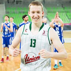 20160512: SLO, Basketball - Nova KBM Slovenian Champions League, KK Union Olimpija vs KK Tajfun