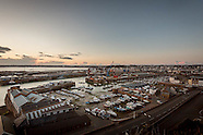 St Helier harbour stock