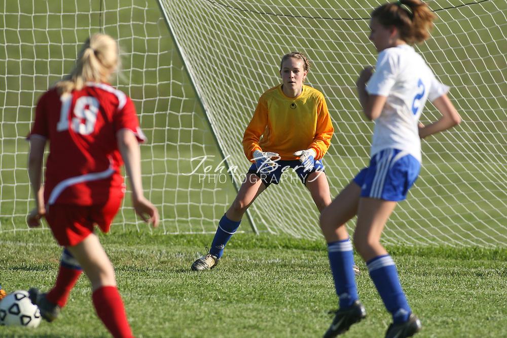 MCHS Varsity Girl's Soccer .vs George Mason .5/12/2009