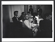 Suzannah Starkey  at the Rose Ball. Grosvenor House. London. 19 May 1988Exhibition in a Box