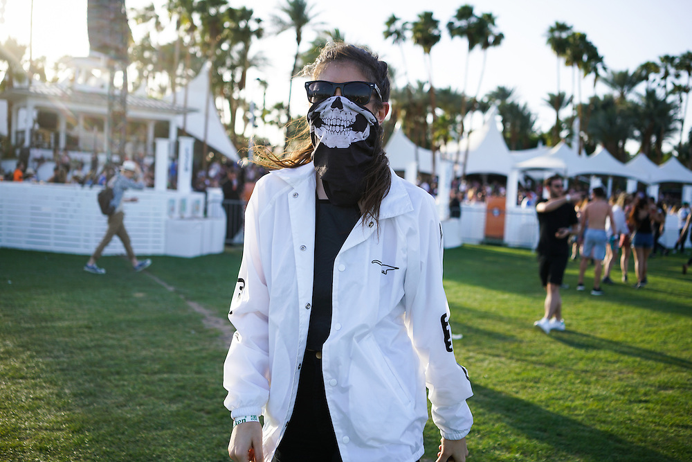 Grin and Bear It, Coachella 2016 Day 1