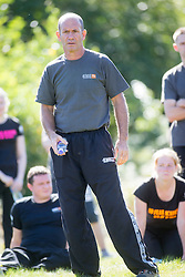 Eyal Yanilov!, KMG's Head Instructor takes the afternoon session at Krav Island 2014, the 5th annual Krav Island event organised by the Institute of Krav Maga Scotland, which took place on Inchmurrin island, Loch Lomond.