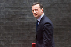 London - Secretary of State for Wales Alun Cairns attends the weekly meting of the UK cabinet at Downing Street. January 23 2018.