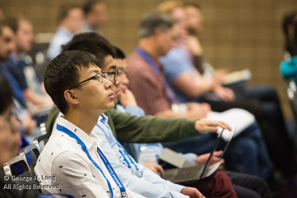 Biophysical Society conference