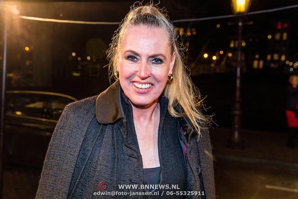 NLD/Amsterdam/20161222 - Première 32ste Wereldkerstcircus, Monique Collignon