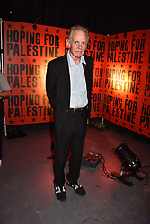 "James Fox at ""Hoping For Palestine"" Benefit Concert For Palestinian Refugee Children held at The Roundhouse, Chalk Farm Road, England. 04 June 2018. <br /> Photo by Dominic O'Neill/SilverHub 0203 174 1069/ 07711972644 - Editors@silverhubmedia.com"