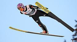 18.03.2017, Vikersundbakken, Vikersund, NOR, FIS Weltcup Ski Sprung, Raw Air, Vikersund, Team Skifliegen, im Bild Andreas Wellinger (GER) // Andreas Wellinger of Germany // during the Team Event of the 4th Stage of the Raw Air Series of FIS Ski Jumping World Cup at the Vikersundbakken in Vikersund, Norway on 2017/03/18. EXPA Pictures © 2017, PhotoCredit: EXPA/ Tadeusz Mieczynski
