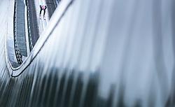 01.01.2018, Olympiaschanze, Garmisch Partenkirchen, GER, FIS Weltcup Ski Sprung, Vierschanzentournee, Garmisch Partenkirchen, Wertungsdurchgang, im Bild Dawid Kubacki (POL) // Dawid Kubacki of Poland during the Competition Jump for the Four Hills Tournament of FIS Ski Jumping World Cup at the Olympiaschanze in Garmisch Partenkirchen, Germany on 2018/01/01. EXPA Pictures © 2018, PhotoCredit: EXPA/ JFK