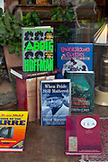 Paul's Book Shop, Madison, Wisconsin   window display