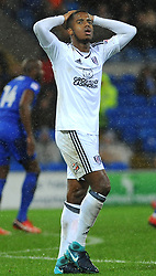 Ryan Sessegnon of Fulham reacts after nearly scoring - Mandatory by-line: Nizaam Jones/JMP- 26/12/2017 -  FOOTBALL - Cardiff City Stadium - Cardiff, Wales -  Cardiff City v Fulham - Sky Bet Championship