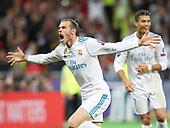 Real Madrid v Liverpool 260518