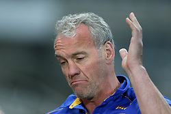 Leeds Rhino's head Coach Brian McDermott after the Betfred Super League, Magic Weekend match at St James' Park, Newcastle. PRESS ASSOCIATION Photo. Picture date: Saturday May 19, 2018. See PA story RUGBYL Castleford. Photo credit should read: Richard Sellers/PA Wire. RESTRICTIONS: Editorial use only. No commercial use. No false commercial association. No video emulation. No manipulation of images.