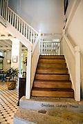 Clove Hall staircase.