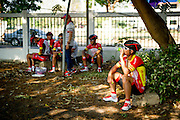 Tour of Thailand 2015/ Stage4/ Mukdahan - Nakhon<br /> Phanom/ Hengxiang cycling