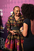 October 13, 2012- Bronx, NY: Author/Journalist Susan L. Taylor at the Black Girls Rock! Awards Red Carpet presented by BET Networks and sponsored by Chevy held at the Paradise Theater on October 13, 2012 in the Bronx, New York. BLACK GIRLS ROCK! Inc. is 501(c)3 non-profit youth empowerment and mentoring organization founded by DJ Beverly Bond, established to promote the arts for young women of color, as well as to encourage dialogue and analysis of the ways women of color are portrayed in the media. (Terrence Jennings)