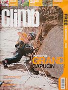 Cover,Climb Magazine