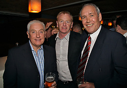 Liverpool, England - Thursday, September 27, 2007: Former Liverpool players Roy Evans and David Fairclough at the Liverpool FC.TV launch party at Babycream in Liverpool. (Pic by David Rawcliffe/Propaganda)
