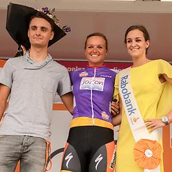 03-09-2016: Wielrennen: Ladies Tour: Tiel<br /> TIEL (NED) wielrennen: Chantal Blaak