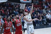 Viktor Gaddefors, EA7 Olimpia Milano vs Pasta Reggio Caserta - Lega Basket Serie A 2016/2017 - Mediolanum Forum Milano 30 ottobre 2016 - foto Ciamillo-Castoria