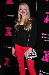 Much Ado About Nothing gala film Emily Head during London premiere of the modern take on Shakespeare's classic comedy.  Apollo West End/Piccadilly Circus, <br /> London, United Kingdom<br /> Tuesday, 11th June 2013<br /> Picture by Nils Jorgensen / i-Images
