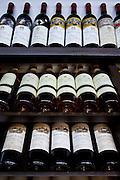Chateau Mouton Rothschild, Chateau d'Yquem, Chateau Ausone fine wines on sale, St Emilion, Bordeaux, France