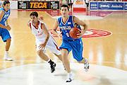 DESCRIZIONE : Teramo Giochi del Mediterraneo 2009 Mediterranean Games Italia Turchia Italy Turkey Preliminary Men<br /> GIOCATORE : Daniele Cinciarini<br /> SQUADRA : Nazionale Italiana Maschile<br /> EVENTO : Teramo Giochi del Mediterraneo 2009<br /> GARA : Italia Turchia Italy Turkey<br /> DATA : 30/06/2009<br /> CATEGORIA : palleggio<br /> SPORT : Pallacanestro<br /> AUTORE : Agenzia Ciamillo-Castoria/G.Ciamillo