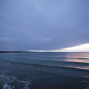 Today's Summer Sunrise  at Narragansett Town Beach, Narragansett, RI,  August  30, 2013.