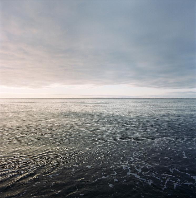 Chukchi Sea view from Kivalina, Alaska shore line. 2007